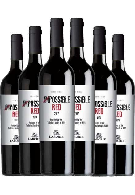 """Nur das Beste """"Impossible Red"""""""