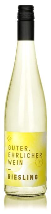 Guter, ehrlicher Wein Riesling Deux Amis Mosel
