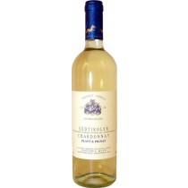 Erbhof Unterganzner Südtiroler Chardonnay Platt & Pignat DOC