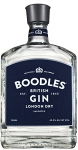 Boodles London Dry Gin 40% vol Boodles