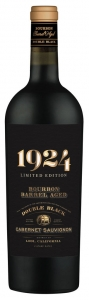 1924 Double Black Cabernet Sauvignon Bourbon Barrel Aged 1924 Delicato Family Vineyards Kalifornien