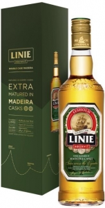 Linie Aquavit Double Cask Madeira 41,5% vol  in GP Arcus AS