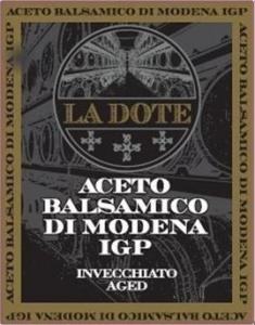 Aceto Balsamico La Dote (4 Jahre) (250ml) Fattoria Estense